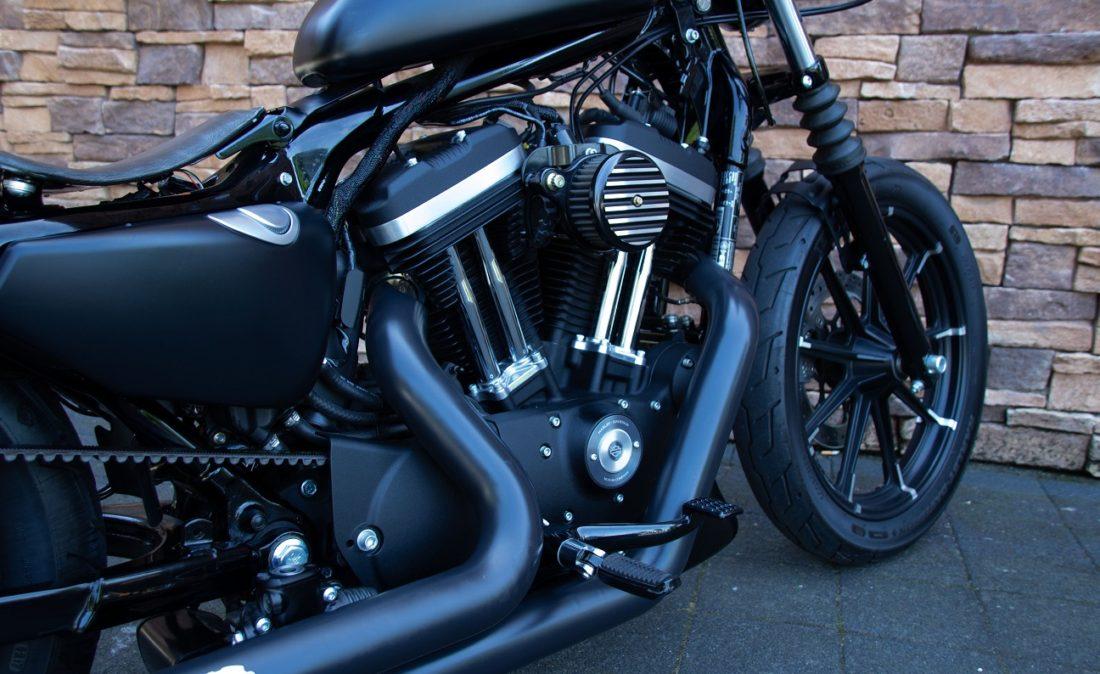 2017 Harley-Davidson XL883N Iron Sportster 883 RAF