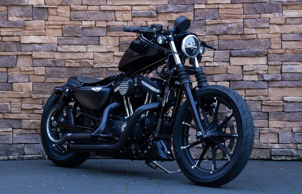 2017 Harley-Davidson XL883N Iron Sportster 883 RV
