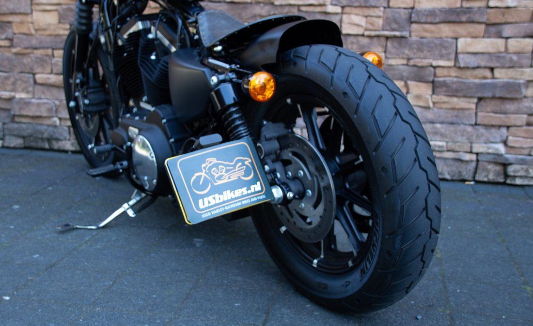 2017 Harley-Davidson XL883N Iron Sportster 883 SM