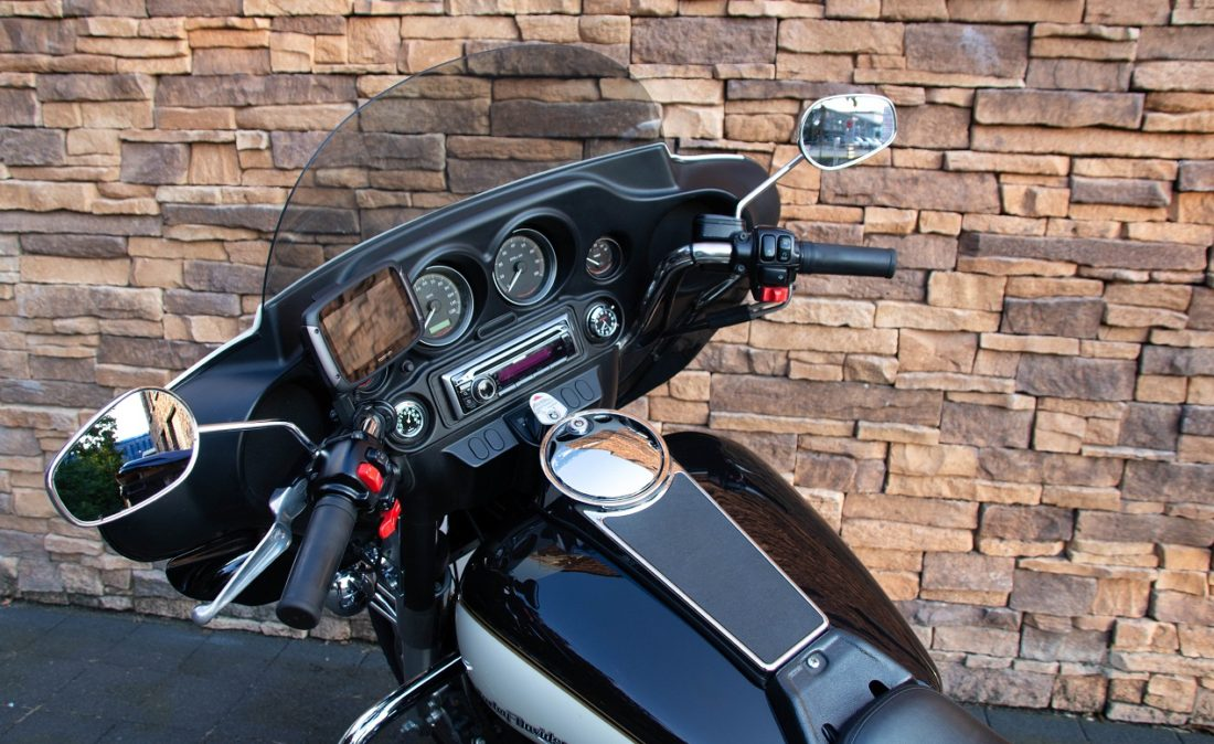 2005 Harley-Davidson FLHPI Electra Police LD