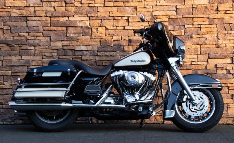 2005 Harley-Davidson FLHTP Electra Glide Police 88 Twin Cam