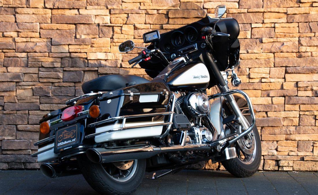 2005 Harley-Davidson FLHPI Electra Police RA