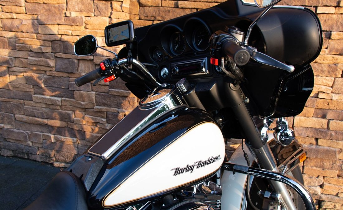 2005 Harley-Davidson FLHPI Electra Police RD