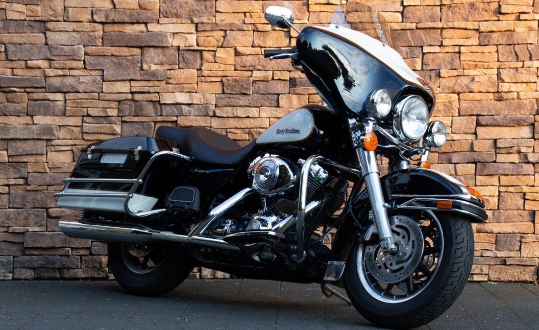 2005 Harley-Davidson FLHPI Electra Police RV