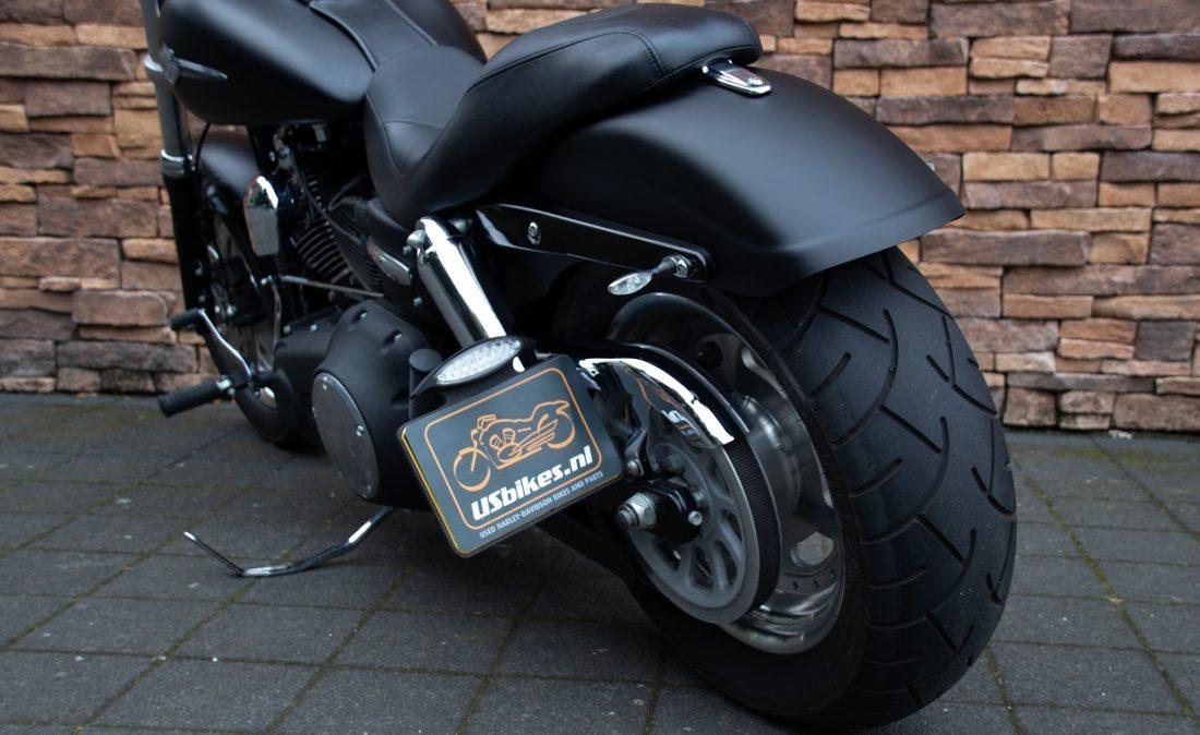 2008 Harley-Davidson FXDF Dyna Fat Bob 96 LPH