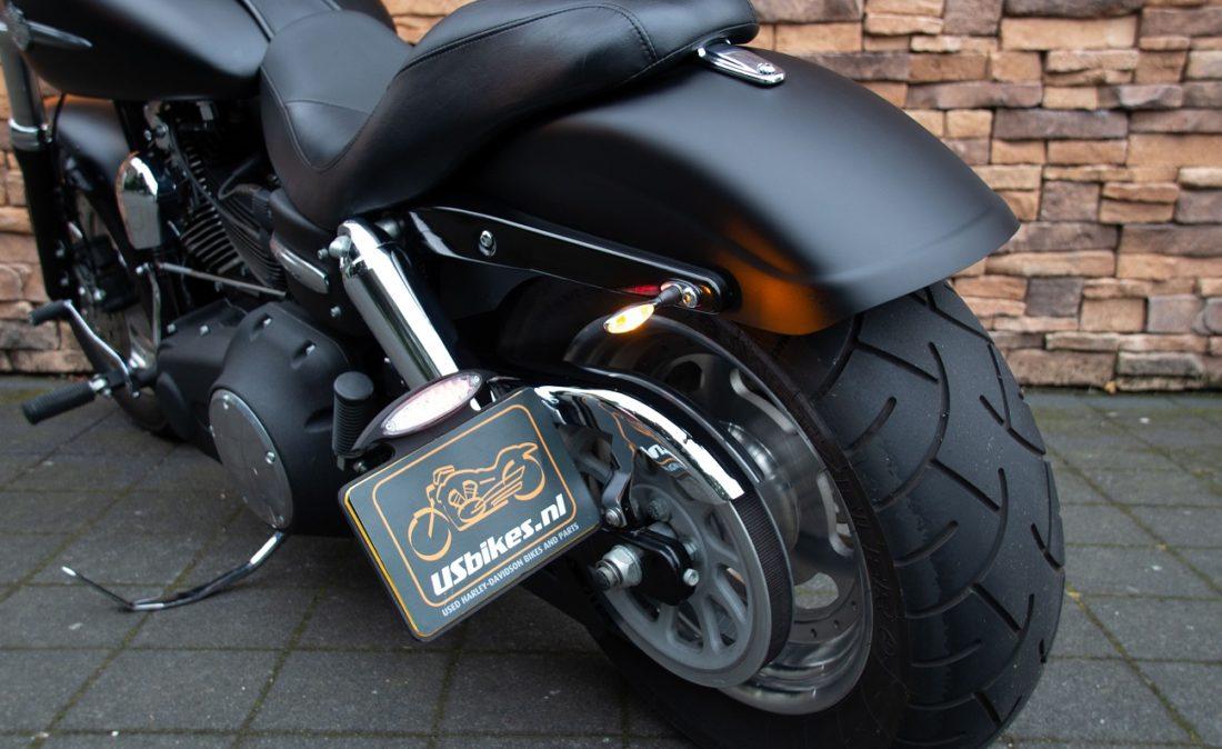 2008 Harley-Davidson FXDF Dyna Fat Bob 96 LTL