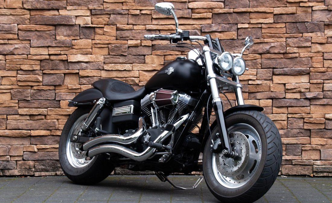 2008 Harley-Davidson FXDF Dyna Fat Bob 96 RV