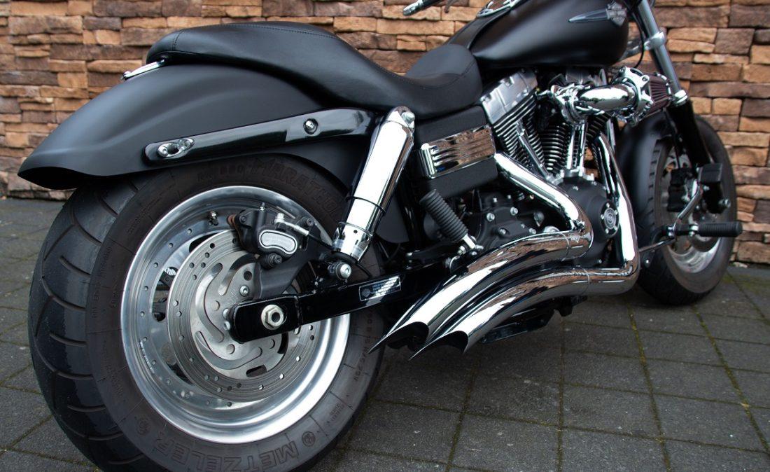 2008 Harley-Davidson FXDF Dyna Fat Bob 96 VH