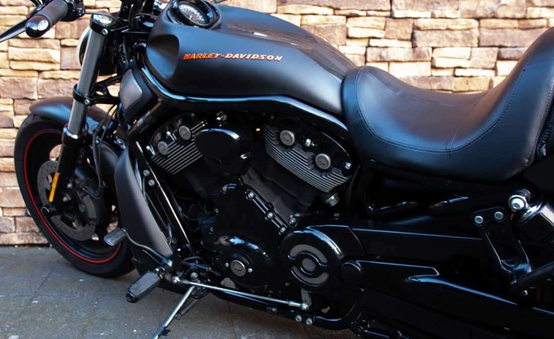 2008 Harley-Davidson VRSCDX Night Ros Special 1.250 ABS 5HD LE
