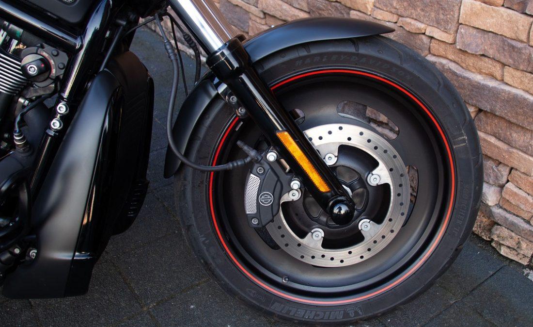2008 Harley-Davidson VRSCDX Night Ros Special 1.250 ABS 5HD RFW