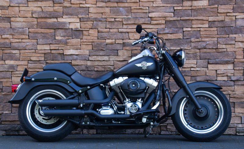 2011 Harley-Davidson FLSTFB Fat Boy Special ABS 5HD Fatboy