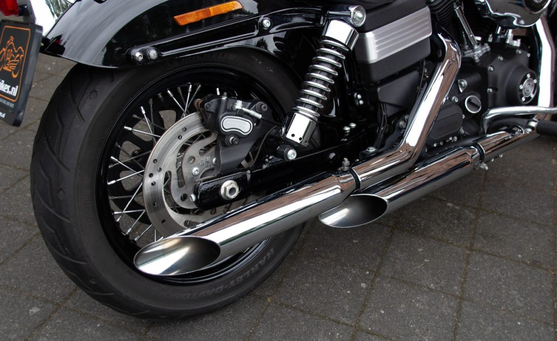2012 Harley-Davidson FXDB Dyna Street Bob 96 EH