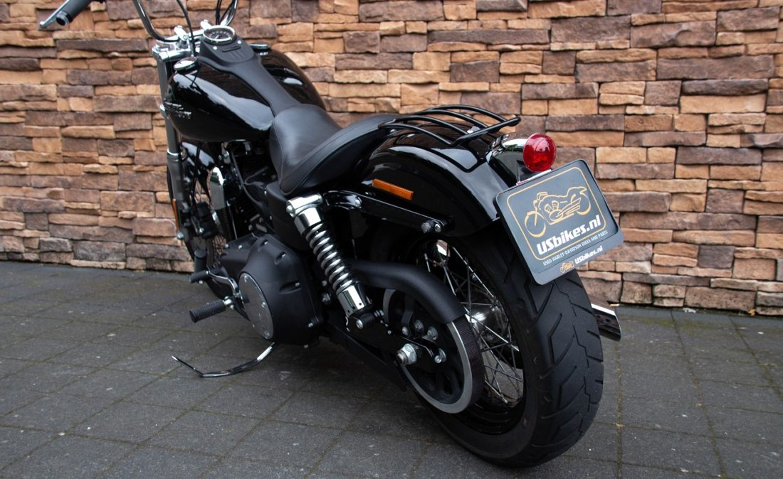 2012 Harley-Davidson FXDB Dyna Street Bob 96 LAA