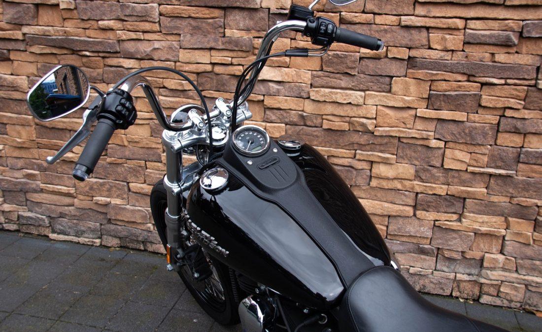 2012 Harley-Davidson FXDB Dyna Street Bob 96 LT