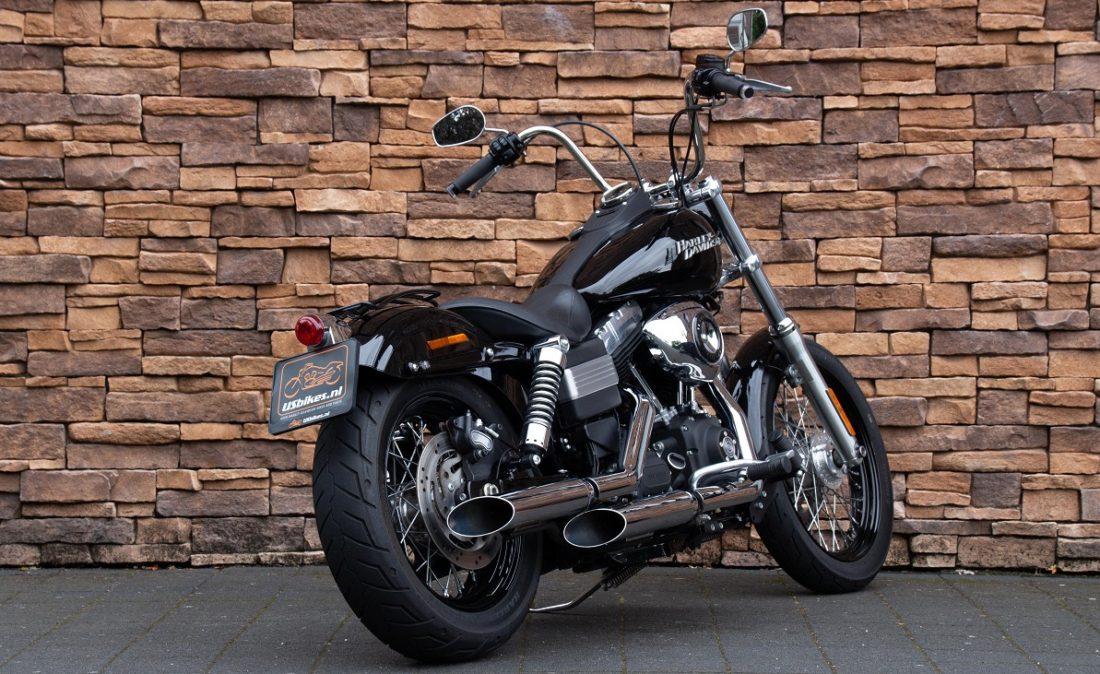 2012 Harley-Davidson FXDB Dyna Street Bob 96 RA