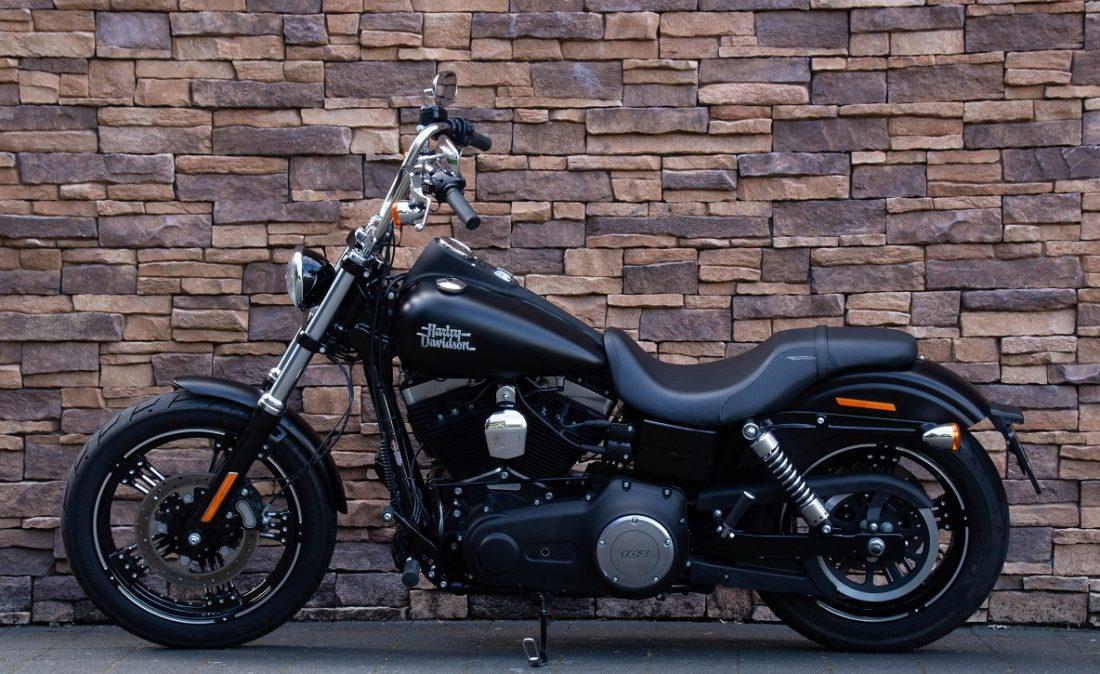 2017 Harley-Davidson FXDB Street Bob Dyna 103 L