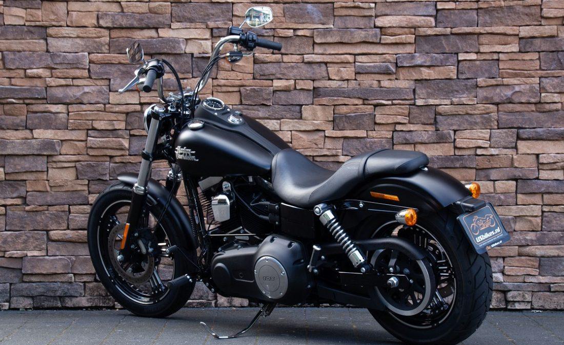 2017 Harley-Davidson FXDB Street Bob Dyna 103 LA