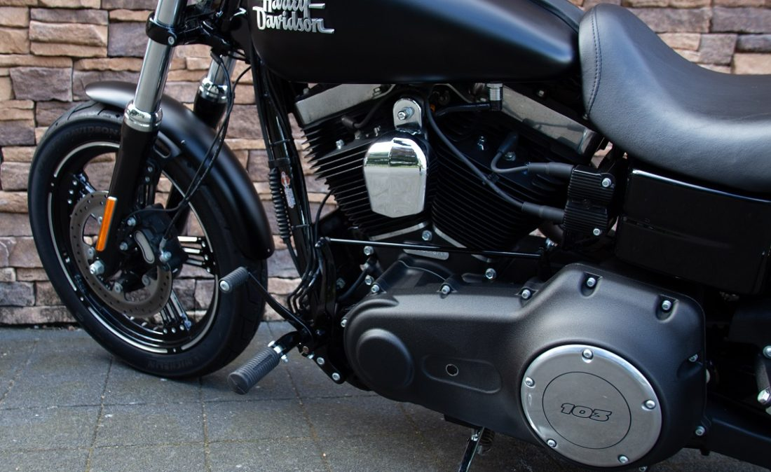 2017 Harley-Davidson FXDB Street Bob Dyna 103 LE