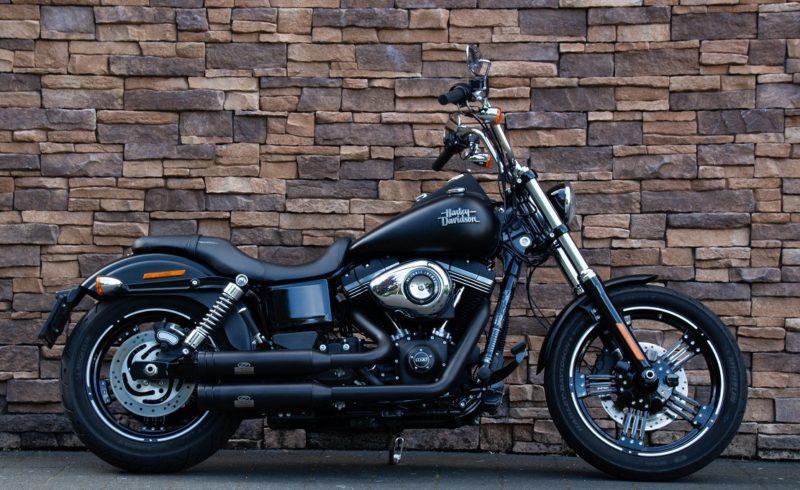 2017 Harley Davidson FXDB Dyna Street Bob 103 Jekill & Hide