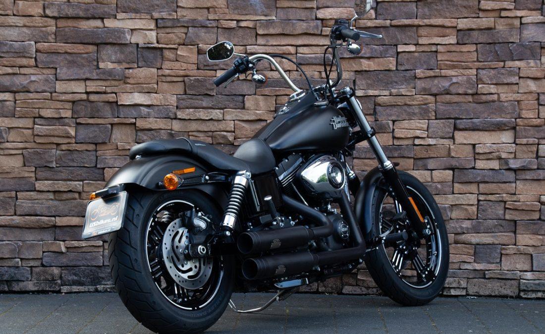 2017 Harley-Davidson FXDB Street Bob Dyna 103 RA