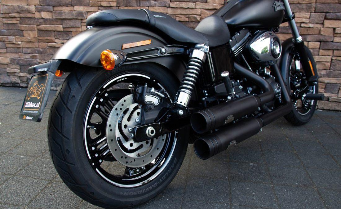 2017 Harley-Davidson FXDB Street Bob Dyna 103 RRW