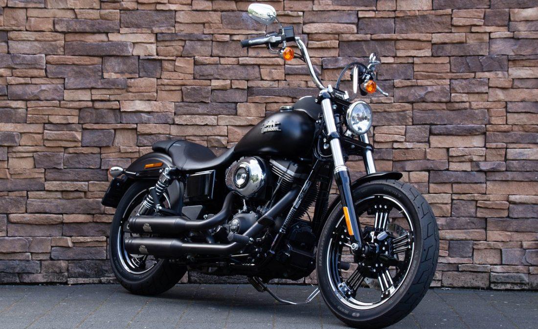 2017 Harley-Davidson FXDB Street Bob Dyna 103 RV