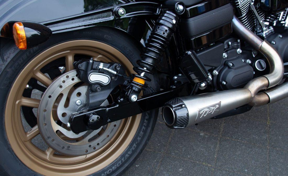 2017 Harley-Davidson FXDLS Low Rider S 110 EH