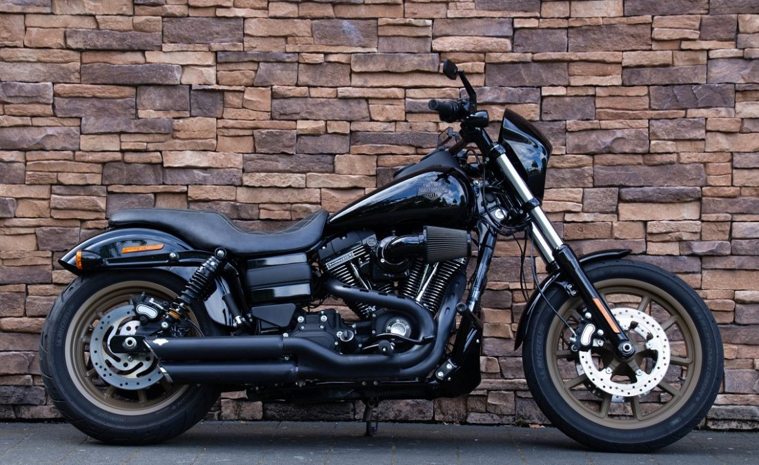 2017 Harley-Davidson FXDLS Low Rider S Dyna 110 Screamin Eagle R