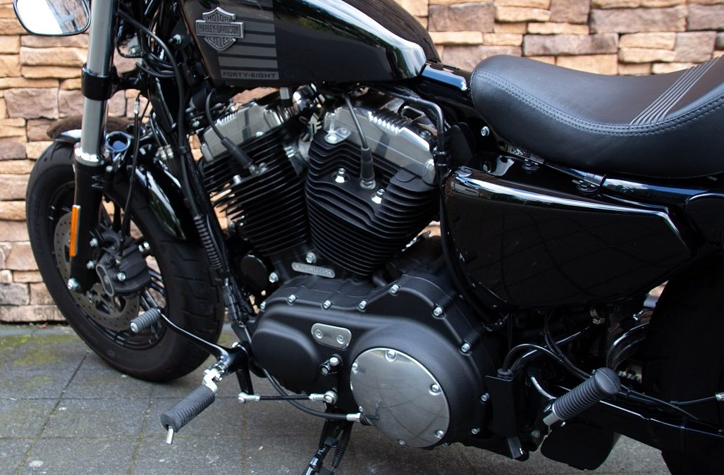 2017 Harley-Davidson XL1200X Sportster Forty Eight LE