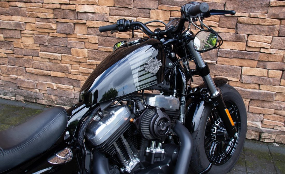 2017 Harley-Davidson XL1200X Sportster Forty Eight RT