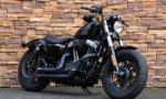 2017 Harley-Davidson XL1200X Sportster Forty Eight RV