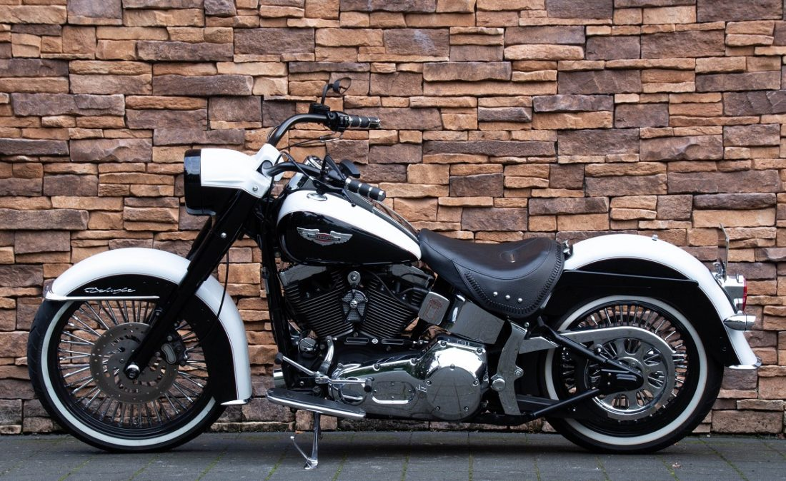 2006 Harley-Davidson FLSTN Softail Deluxe Twin Cam L