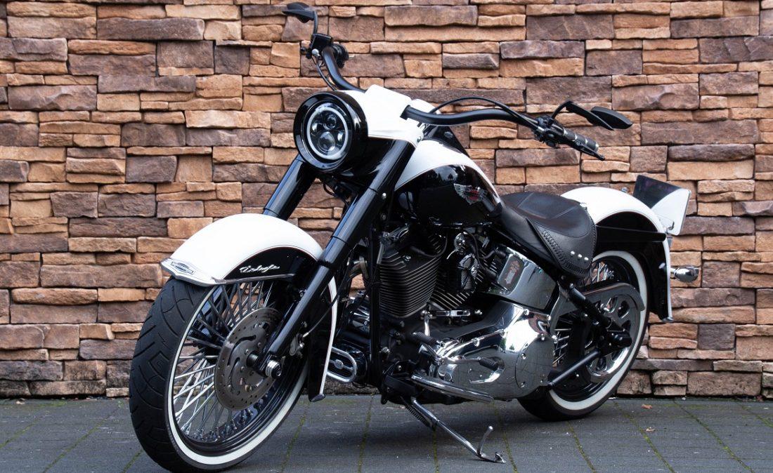 2006 Harley-Davidson FLSTN Softail Deluxe Twin Cam LV