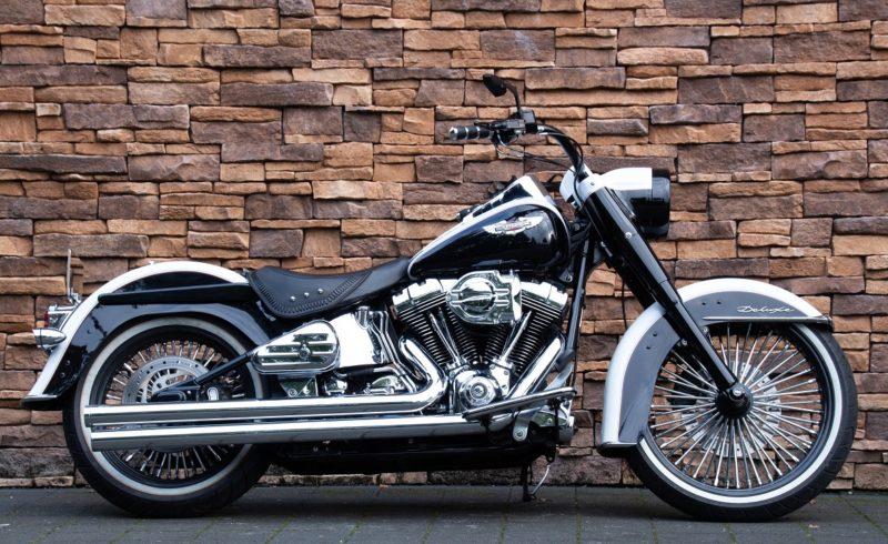 2006 Harley-Davidson FLSTN Softail Deluxe Twin Cam