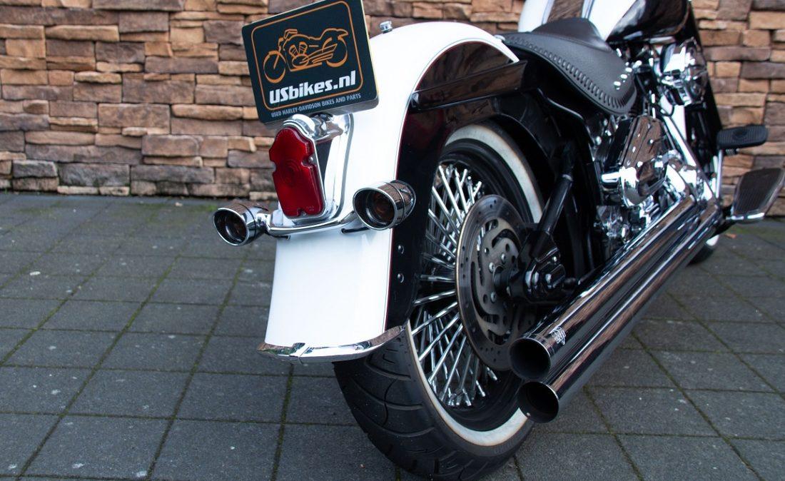 2006 Harley-Davidson FLSTN Softail Deluxe Twin Cam RAA
