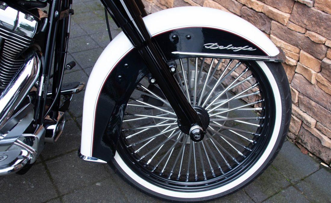 2006 Harley-Davidson FLSTN Softail Deluxe Twin Cam RFW
