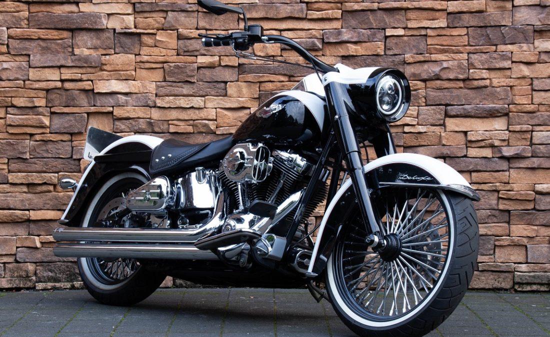 2006 Harley-Davidson FLSTN Softail Deluxe Twin Cam RV