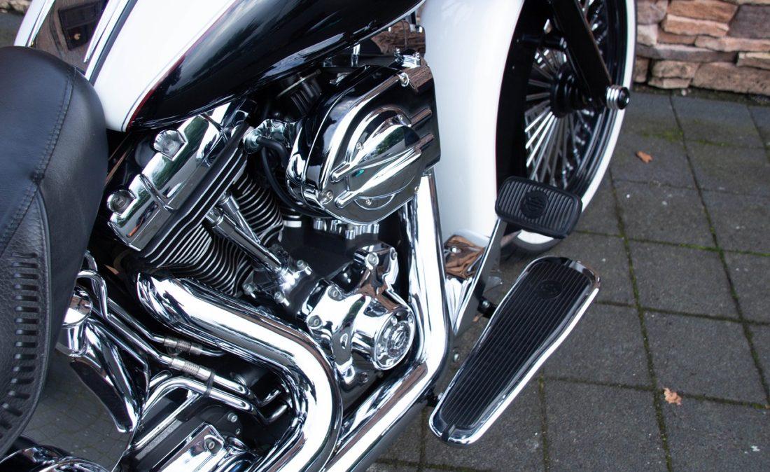 2006 Harley-Davidson FLSTN Softail Deluxe Twin Cam RZ