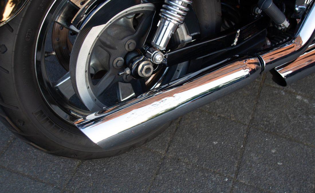 2011 Harley-Davidson XL1200C Sportster 1200 Custom EP