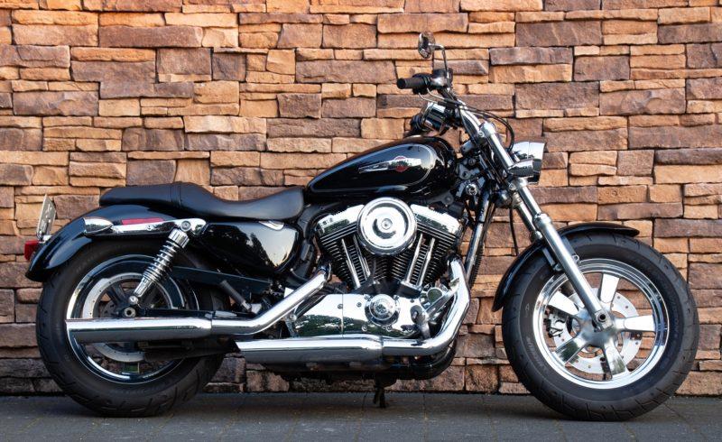 2011 Harley-Davidson XL1200C Sportster1200 Custom