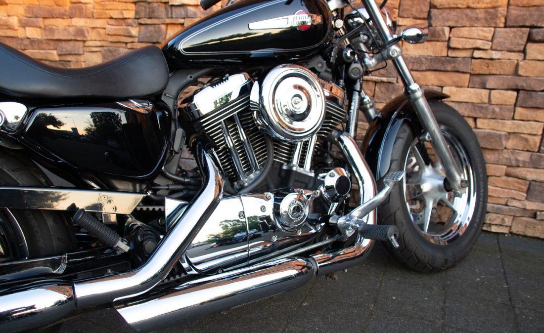 2011 Harley-Davidson XL1200C Sportster 1200 Custom RE