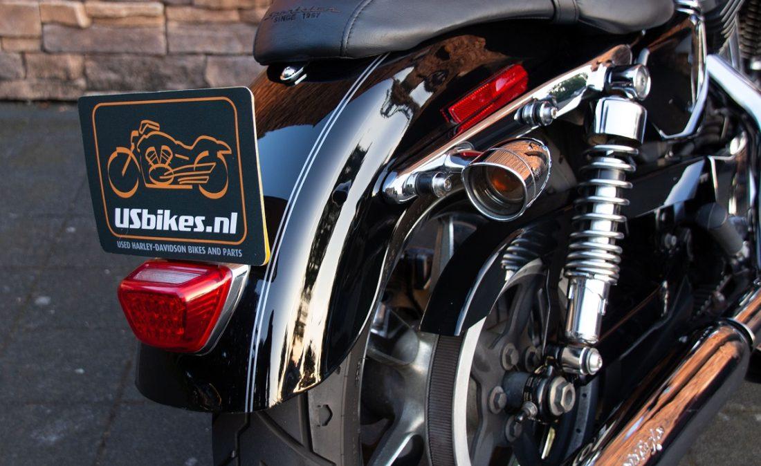 2011 Harley-Davidson XL1200C Sportster 1200 Custom RRW