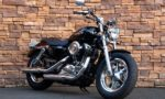 2011 Harley-Davidson XL1200C Sportster 1200 Custom RV