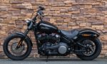 2018 Harley-Davidson FXBB Street Bob Sotfail 107 M8 L