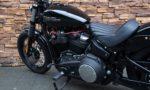 2018 Harley-Davidson FXBB Street Bob Sotfail 107 M8 LE