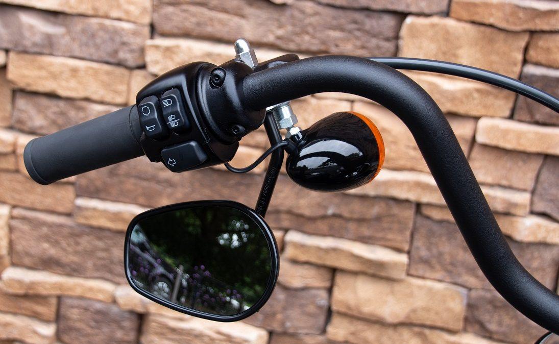 2018 Harley-Davidson FXBB Street Bob Sotfail 107 M8 LHB
