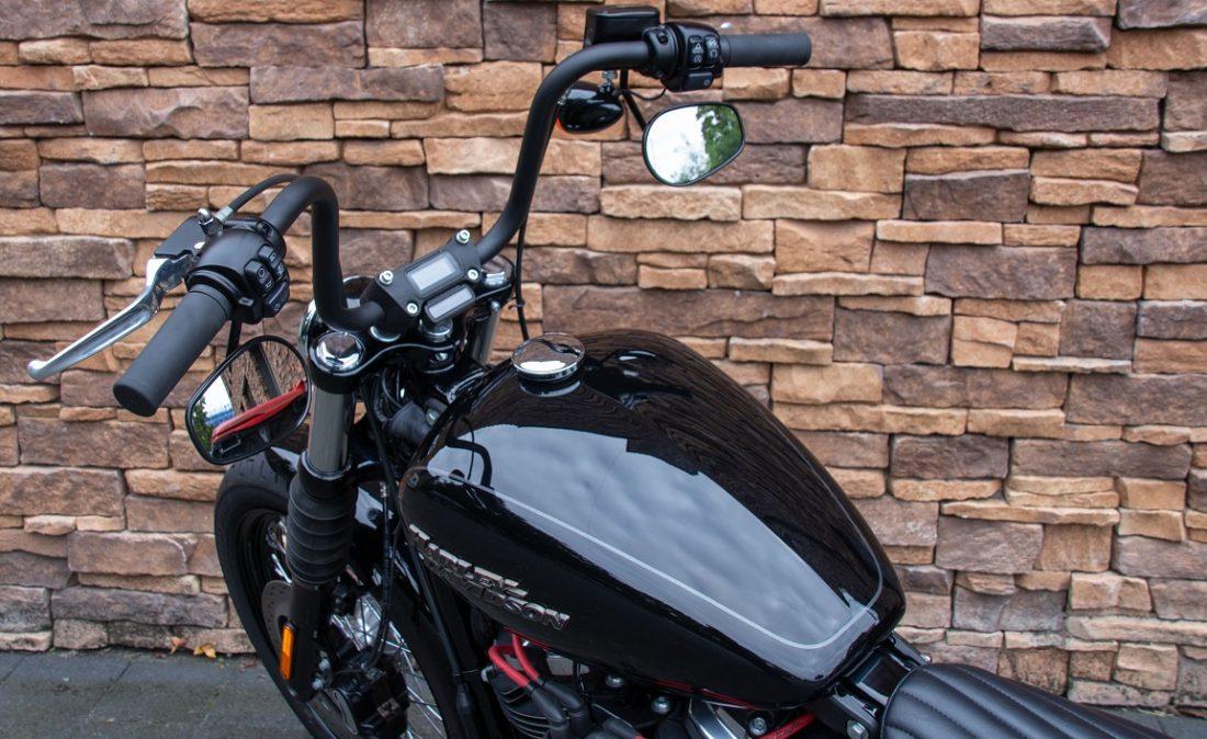 2018 Harley-Davidson FXBB Street Bob Sotfail 107 M8 LT