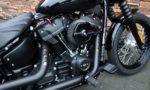 2018 Harley-Davidson FXBB Street Bob Sotfail 107 M8 RE