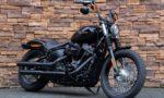 2018 Harley-Davidson FXBB Street Bob Sotfail 107 M8 RV