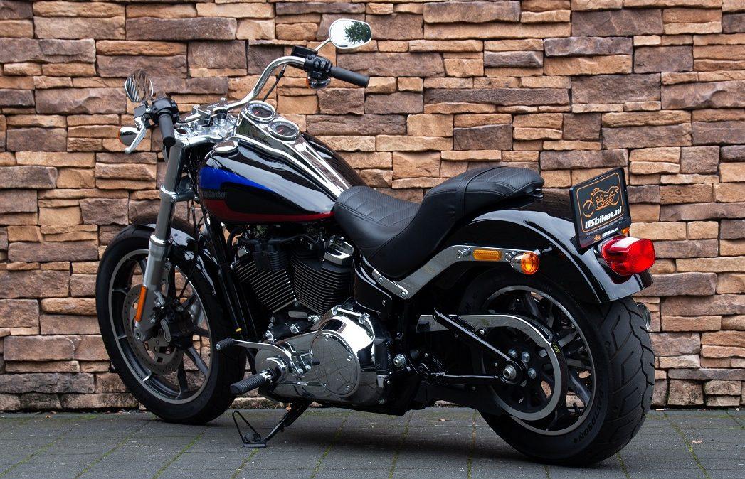 2018 Harley-Davidson FXLR Low Rider Softail M8 107 LA